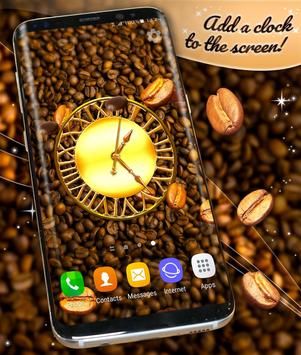 Coffee 3D Live Wallpaper screenshot 1