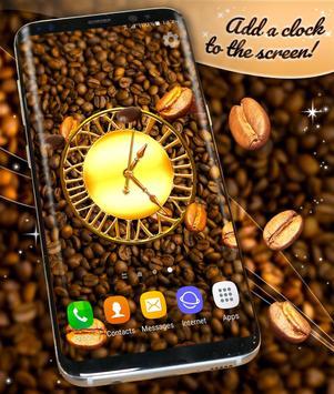 Coffee 3D Live Wallpaper screenshot 1