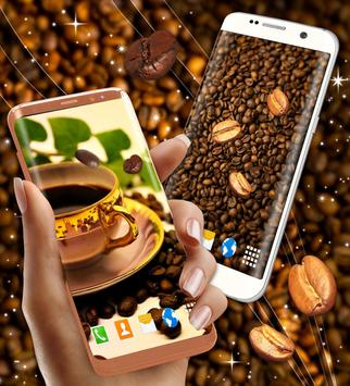 Coffee 3D Live Wallpaper screenshot 2