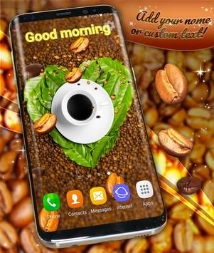 Coffee 3D Live Wallpaper screenshot 3