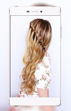 Hair Styles Girls mode screenshot 3