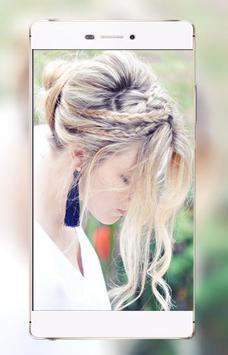 Hair Styles Girls mode screenshot 1