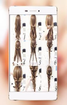 Hair Styles Girls mode screenshot 2