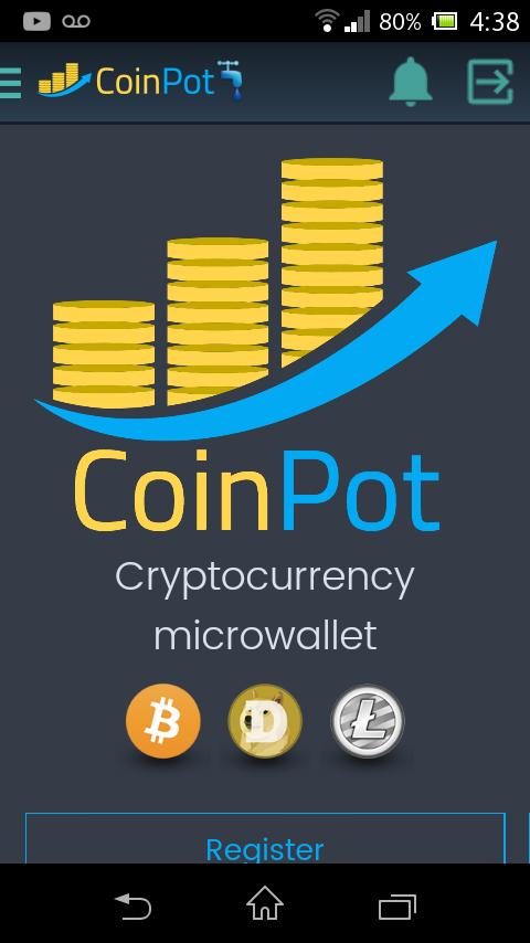 CoinPot Faucets for Android - APK Download