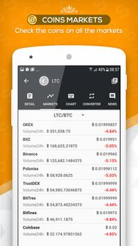 Crypto Coins Monitor & Advisor screenshot 2