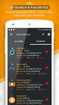 Crypto Coins Monitor & Advisor screenshot 9