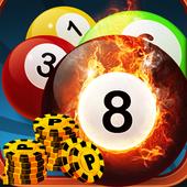 8Ball Pool free coins & cash rewards icon