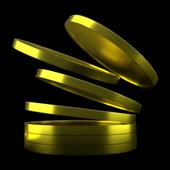 Coin Stacks icon