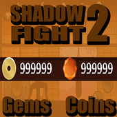 Cheat For Shadow Fight 2 Prank icon