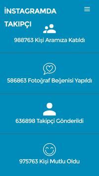 İnstagramda Takipçi Kazan apk screenshot
