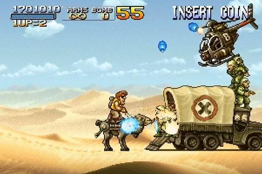 New Metal Slug 3 Cheat apk screenshot