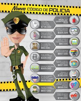 Nuevo Codigo De Policia 2017 screenshot 1