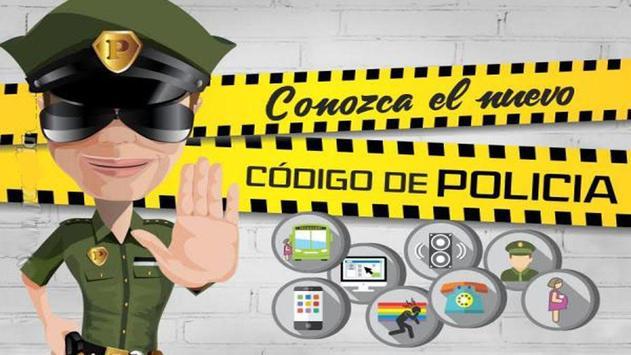 Nuevo Codigo De Policia 2017 screenshot 4