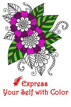 Flowers Color Book for Android - APK Download