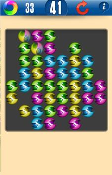 Smart colored logic puzzle poster