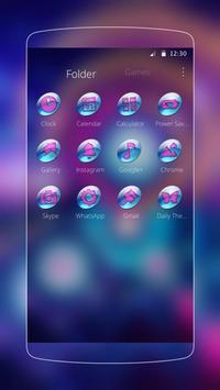 color flower neon screenshot 2