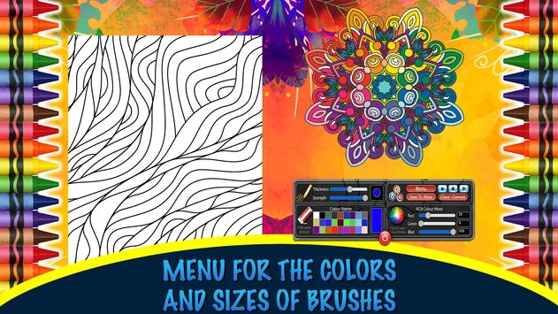 Color Therapy - Adults Book screenshot 2