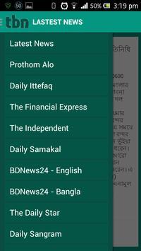 Top Bangladesh News apk screenshot