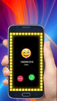 Caller Screen Themes - Color Phone Flash screenshot 4