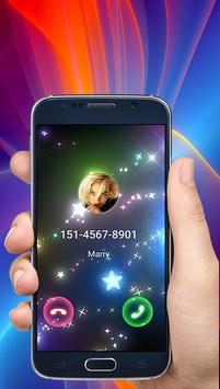 Caller Screen Themes - Color Phone Flash poster
