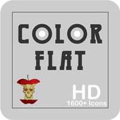 IconFlat - Color Icon Pack HD icon