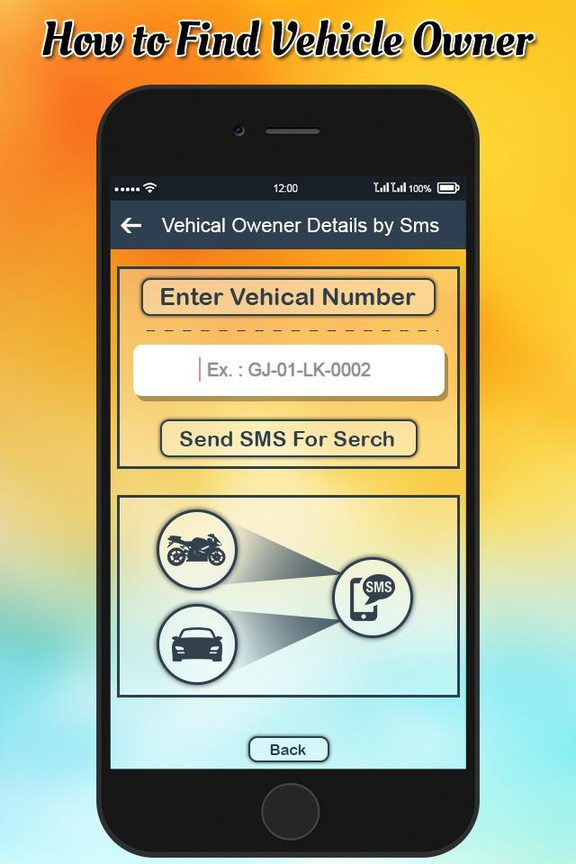 RTO Vehicle Info -How to Find Vehicle Owner Detail for