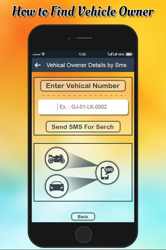 how to find vehicle owner details in dubai
