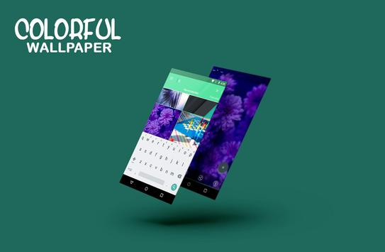 COLORFUL WALLPAPER apk screenshot