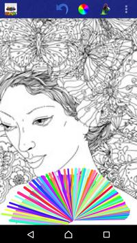 coloriage coloringe Colorfy apk screenshot