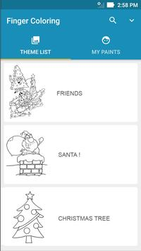 Christmas Coloring Book Games Free poster