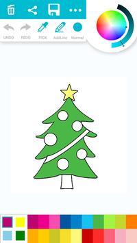 Christmas Coloring Book Games Free screenshot 2
