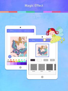 Coloring Book Adults Kids Apk Screenshot