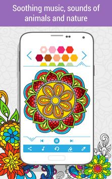 Coloring Book For Adults HoliColoring Apk Screenshot