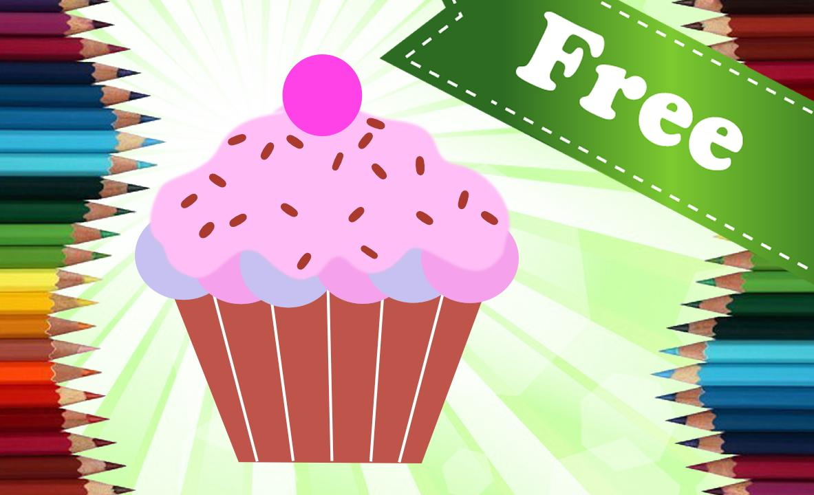 Cupcakes Para Colorear For Android Apk Download