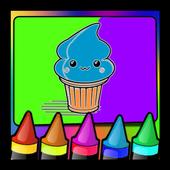 Coloring Book Games Easy Color icon
