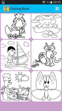 Children Coloring Book apk screenshot