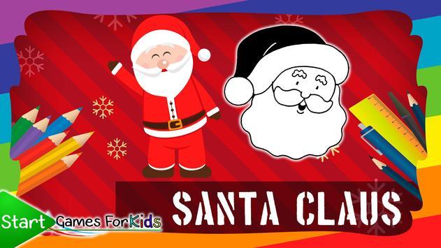 Coloring Book Santa Claus screenshot 10