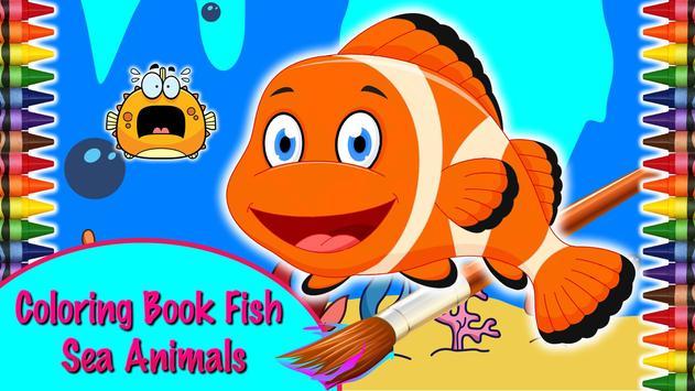 Mewarnai Ikan Binatang Laut Apk Download Gratis Teka Teki