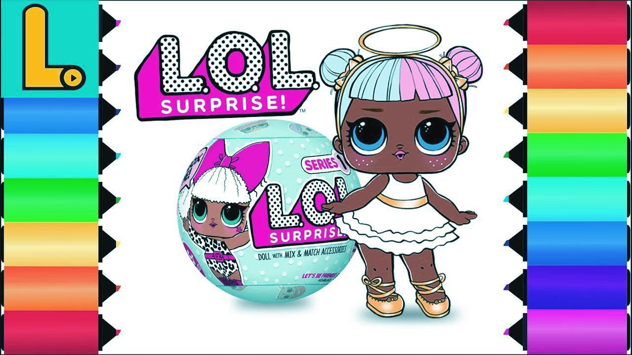 Coloring Surprise Lool Dolls For Android Apk Download