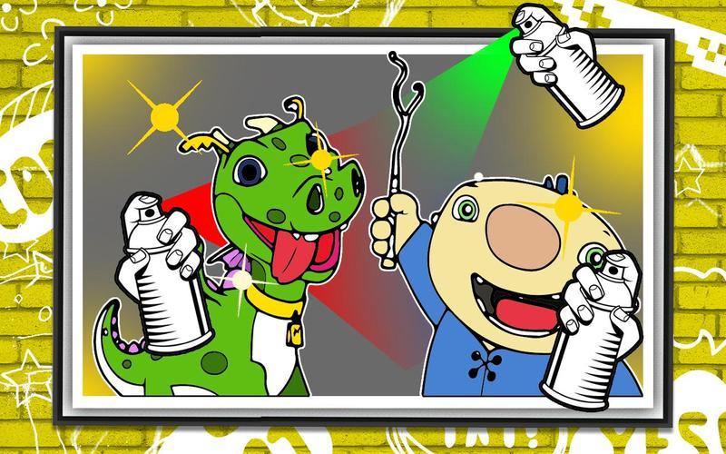 Wallykazam! Coloring Pack | Nickelodeon Parents | 500x800