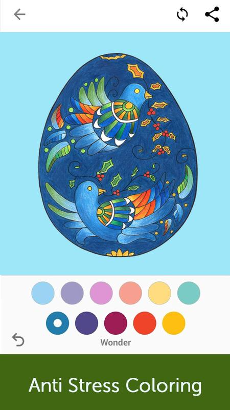 Eggs Coloring Book For Android