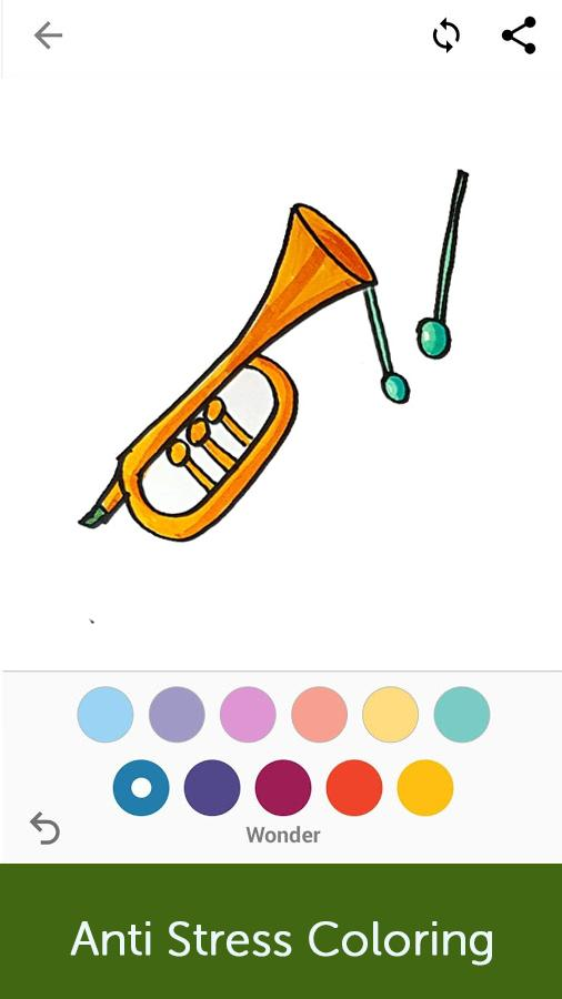 Music Coloring Pages For Android Apk Download