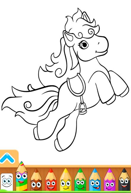 Unicorn Coloring Pages For Android Apk Download