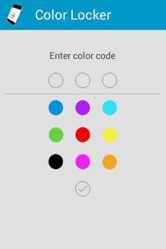Color Locker apk screenshot