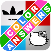 Answers for Logo Quiz (Colors) icon