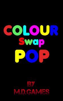 Colour Swap Pop poster