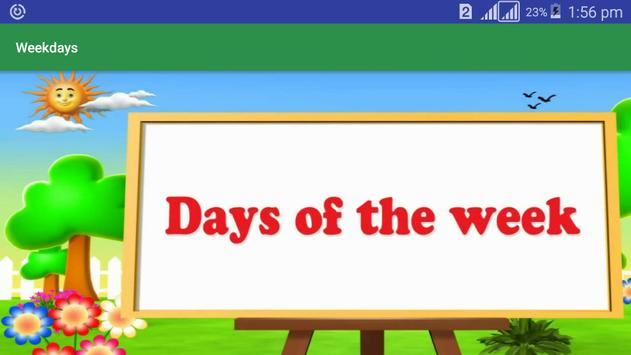 Weak Days apk screenshot