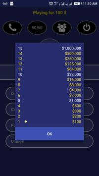 Millionaire screenshot 2