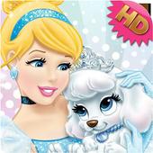 Cinderella Princess Wallpaper HD icon