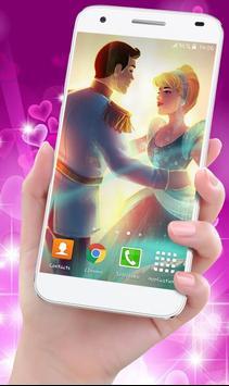 Cinderella Princess Wallpaper HD screenshot 4